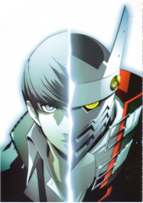 Persona 4 Official Design Works (157 работ)
