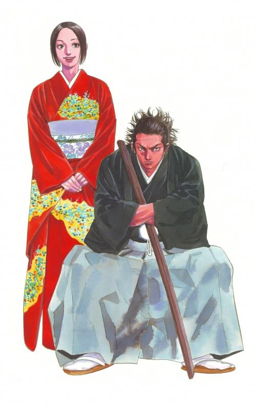 Takehiko Inoue - Water (70 работ)