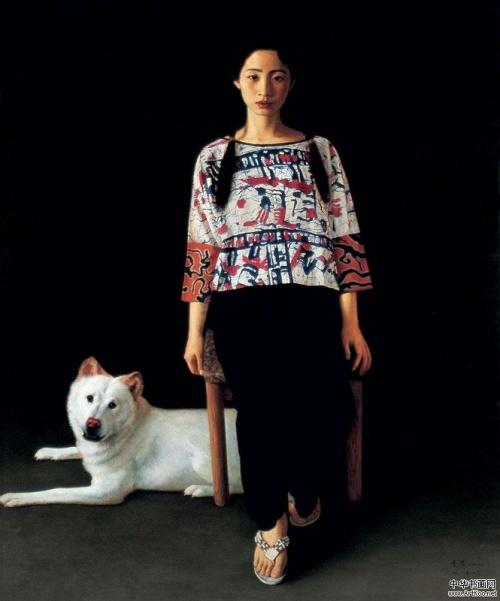 Китайский художник Li Gui Jun (49 работ)