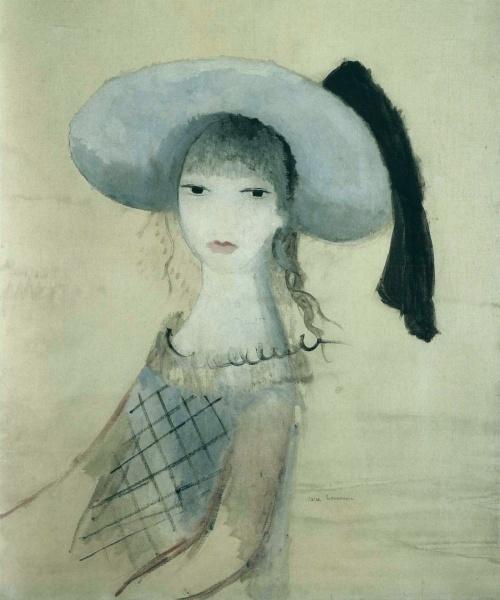 Мари Лорансен | 1901-1953 | Marie Laurencin (86 работ)