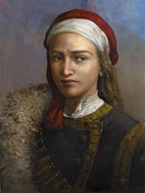 Художник Константин Качев (182 работ)