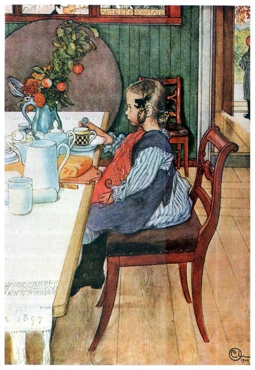 Карл Ларссон | XIX-XXe | Carl Larsson (215 работ)