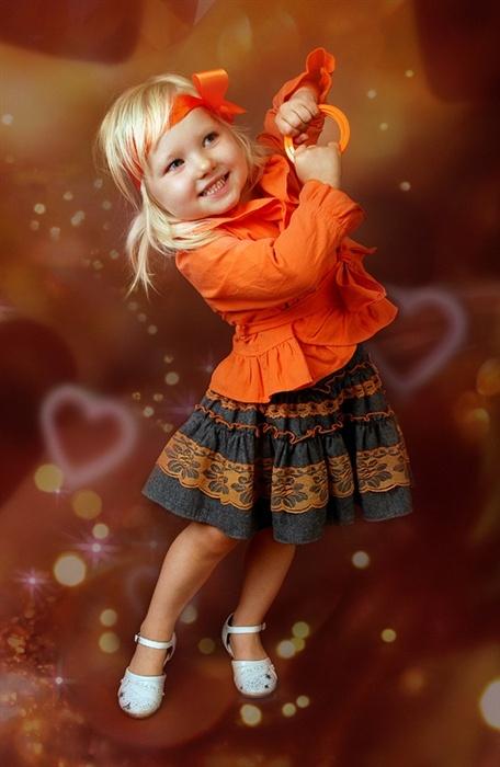 Красивые дети (40 фото)
