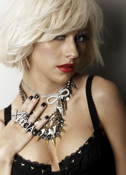 Christina Aguilera - Matt Sayles Photoshoot 2010 (24 фото)