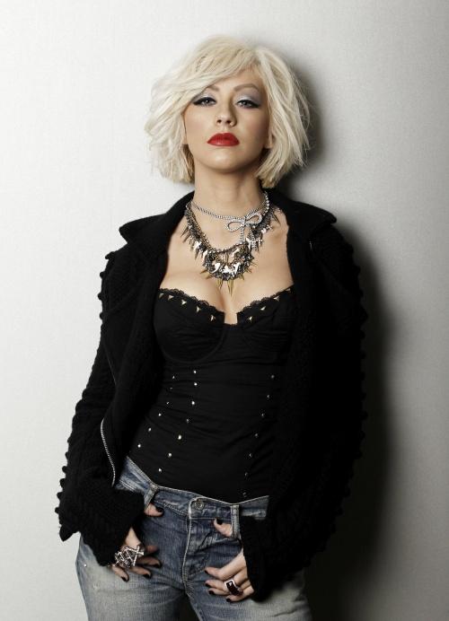 Christina Aguilera - Matt Sayles Photoshoot 2010 (24 фото)