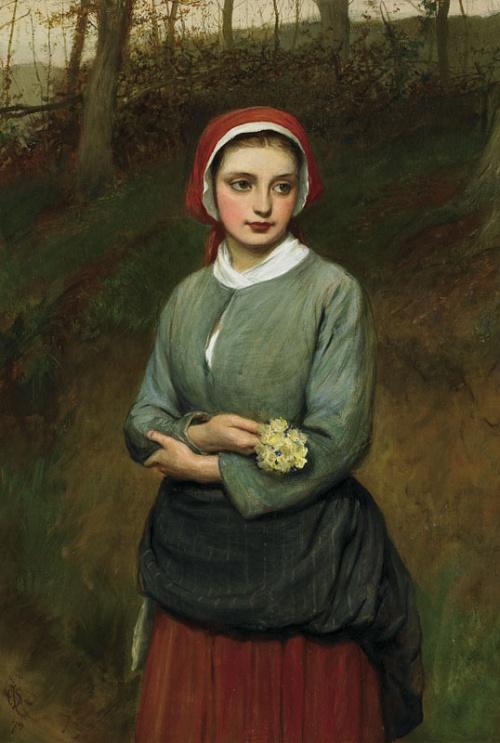Английский художник Charles Sillem Lidderdale (78 работ)