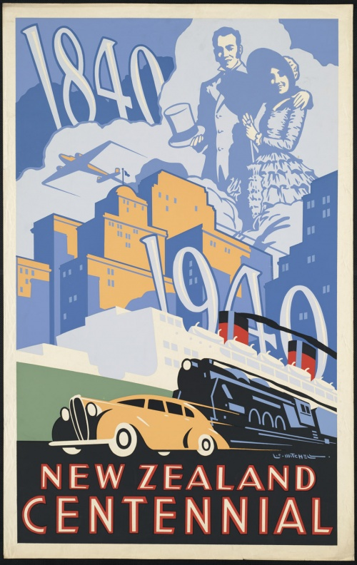 Travel Posters (100 фото)