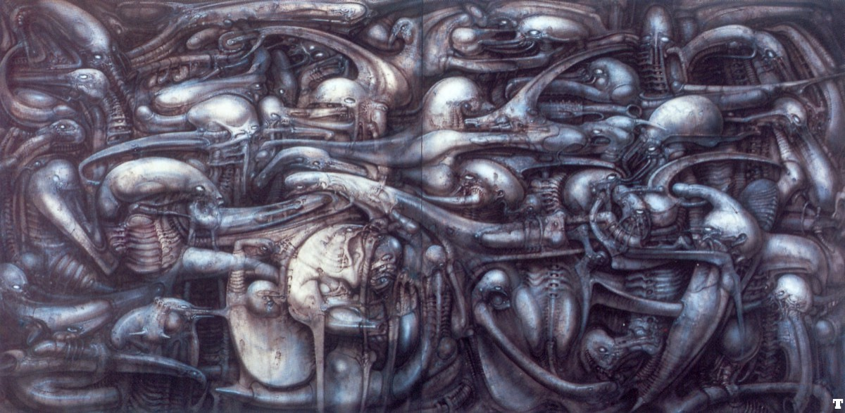 the life and career of the swiss sculptor hr giger The new flesh eating hybrid has been created by us based horticulturalist matthew kaelin, and named after hr giger, the swiss surrealist painter, sculptor and set designer who created the terrifying creature in ridley scott's alien films.