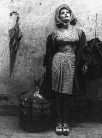 Фотограф Tazio Secchiaroli (46 фото)