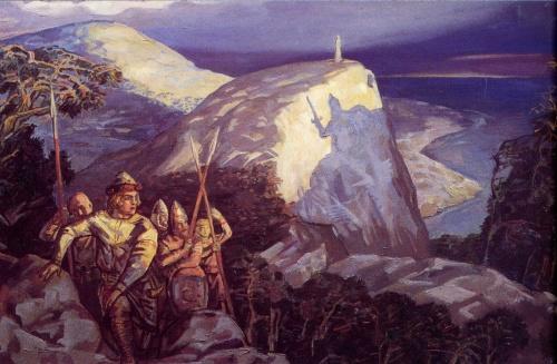 Русские и советские художники. Часть18 (63 работ)