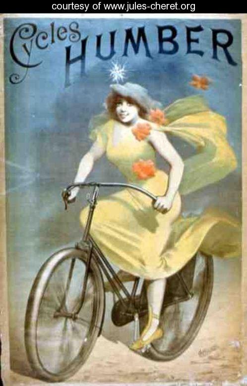 Пионер наружной рекламы Cheret Jules (207 фото)