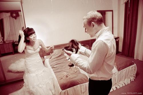 Свадебная фотография как искусство. Фотограф Александр Фефелов (48 фото)