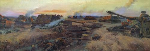 Русские и советские художники. Часть 21 (822 работ)