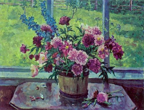Русские и советские художники. Часть 20 (1065 работ)