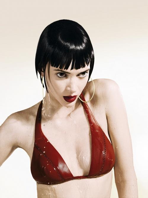 Американская модель Rachel Alexander - Lingerie - Swimwear Campaign Spring/Summer 2010 (21 фото) (эротика)