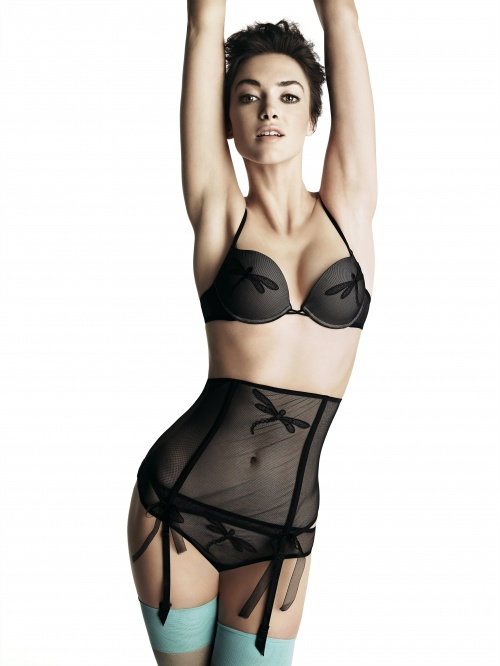 Американская модель Rachel Alexander - Lingerie - Swimwear Campaign Spring/Summer 2010 (21 фото)