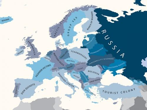 Работы Янко Цветкова. Европа глазами других стран (10 работ)