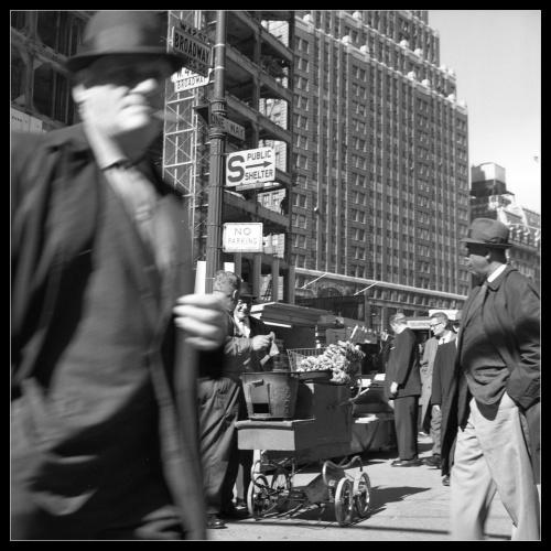 Старый Нью Йорк. 1890 - 1990гг (751 фото)