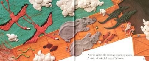 Пластилиновые иллюстрации (140 работ)