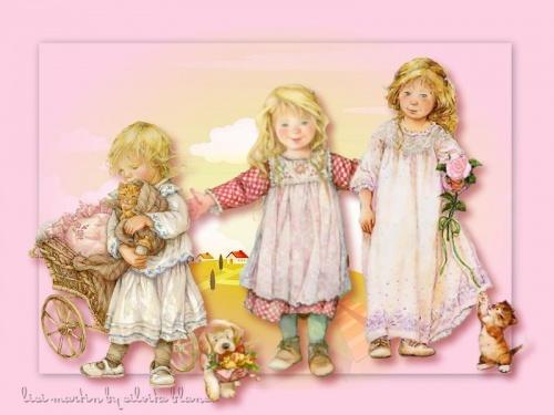 Рисунки для детей Lisi Martin (276 работ)