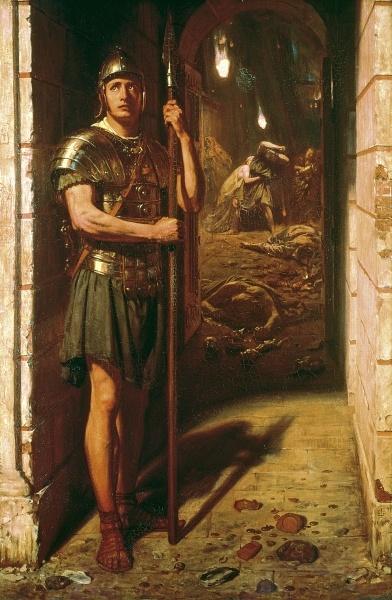 Английский художник Эдвард Джон Пойнтер (Sir Edward John Poynter) (128 работ)