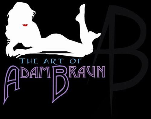 Adam Braun Art (56 работ)