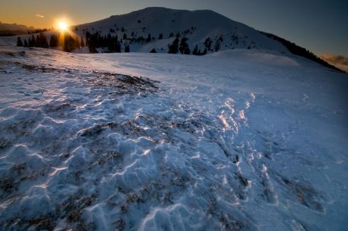 30 Wonderful Winter Snow Landscape Photographs (30 фото)