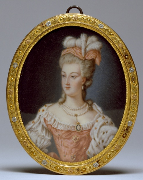 Anne Vallayer-Coster (1744-1818) (49 работ)