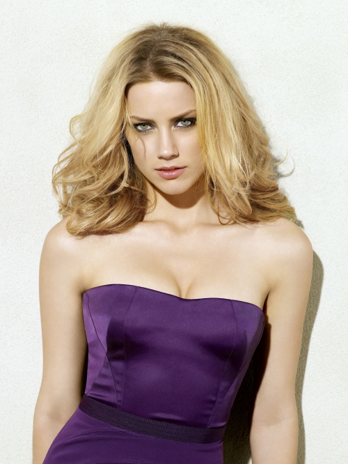 Amber Heard - James White Photoshoot for Maxim (11 фото) (эротика)