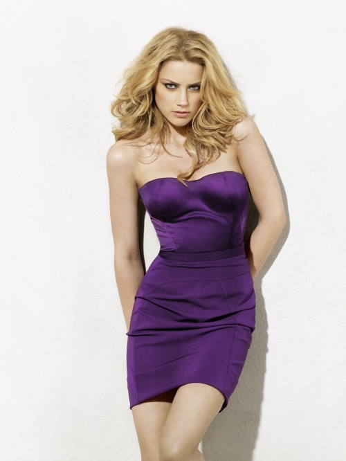 Amber Heard - James White Photoshoot for Maxim (11 фото)