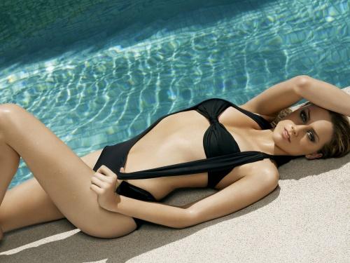 Amber Heard - James White Photoshoot for Maxim (11 фото)