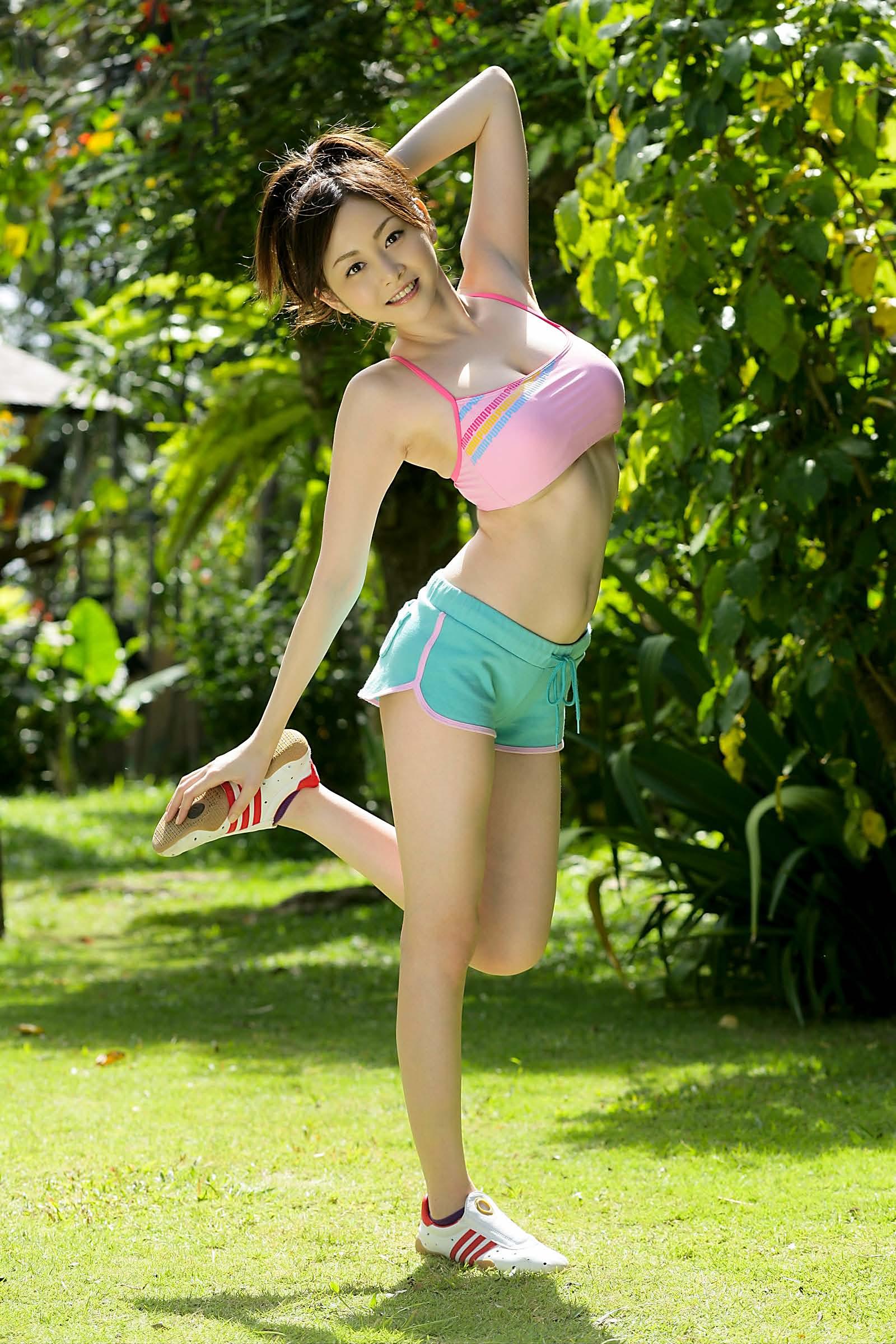 Фото японских девушек моделей 11 фотография