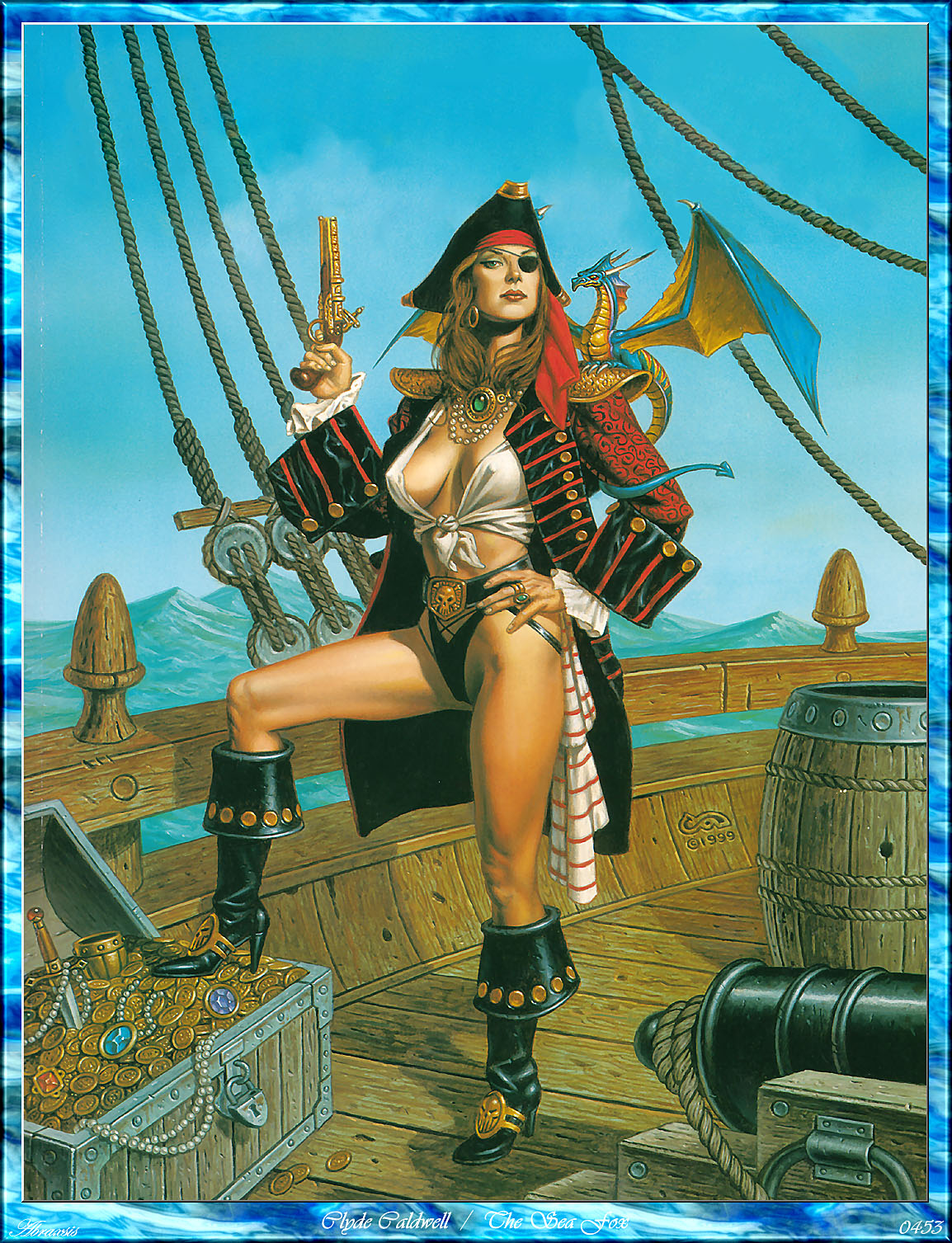 Pirates fucking wenches artwork erotic pic