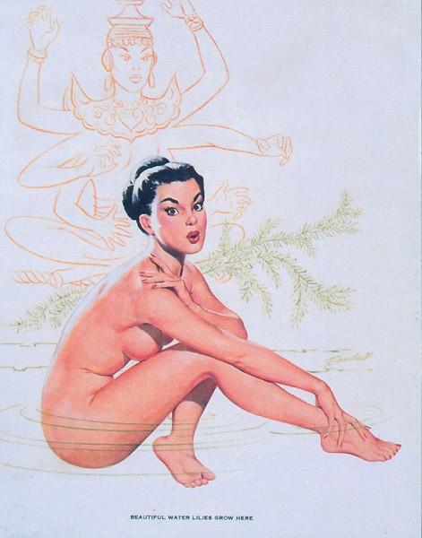 Художник-иллюстратор Bill Randall (59 работ)