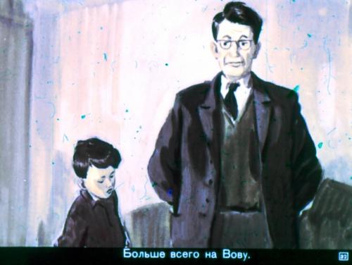 Волшебный мир диафильмов из детства. Часть 3 (242 слайдов) (4 часть)