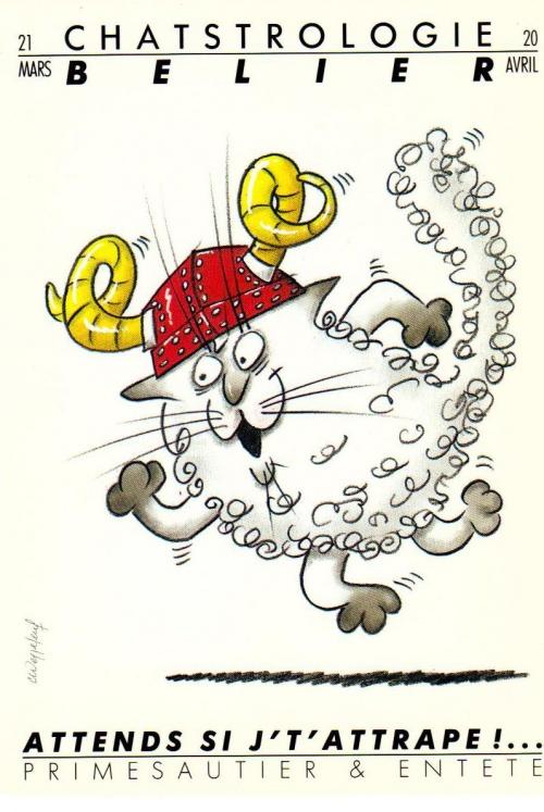 Знаки Зодиака художника-иллюстратора Daniel Mennebeuf (12 работ)