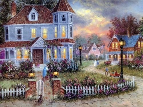 Творчество Dennis Patrick Lewan (52 работ)