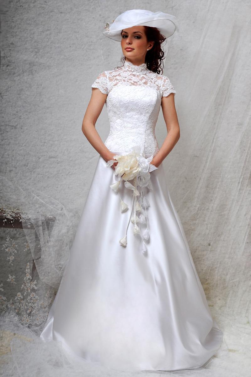 Свадебные платья 80 х годов