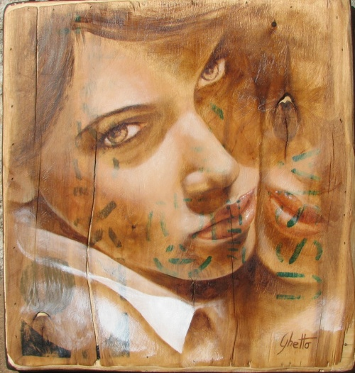 Lucia Coghetto (Ghetto) (49 работ)