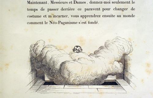 J. J. Grandville (часть 1). Un Autre Monde (1844) (237 работ)