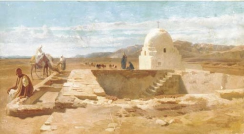 Frederick Goodall (1822-1904) (156 работ)