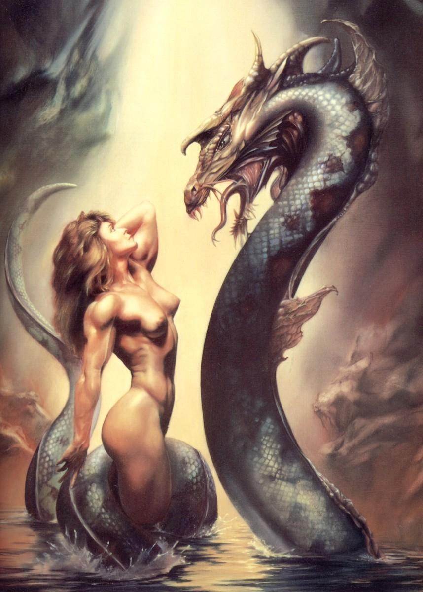 Поро со змеей 9 фотография