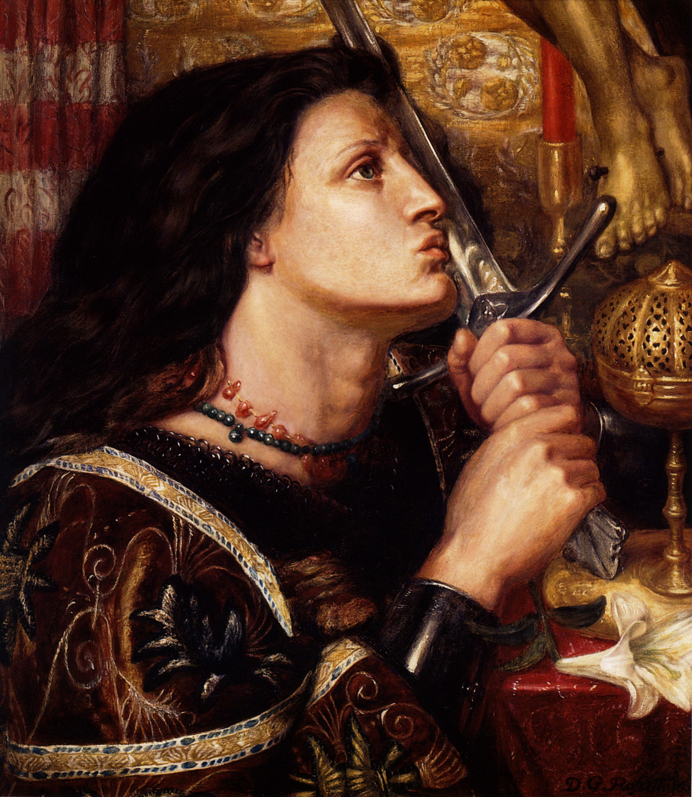 joan d arc biography Joan of arc biography joan of arc (1412-1431) is a french heroine and roman catholic saint born in obscurity to a peasant family, she travelled to the uncrowned dauphin of france, advising him to reclaim his french throne and defeat the english.