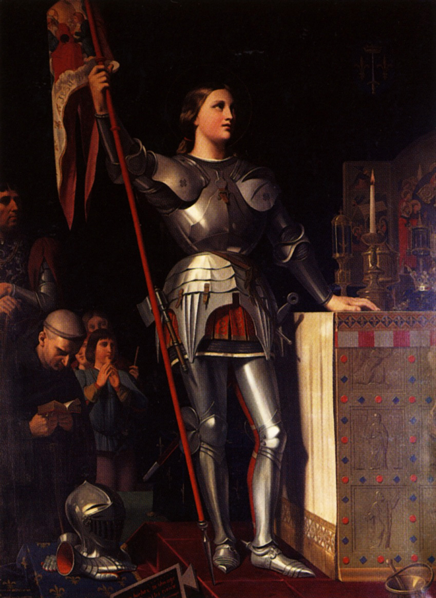 a history of joan of arc a french saint and a heroine in the hundred years Joan of arc is one of the most important figures in all of french history she defeated the british in the hundred years' war she was admired for centuries as an inspirational heroine.