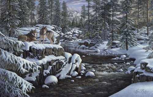 Artworks by Kim Norlien (40 работ)