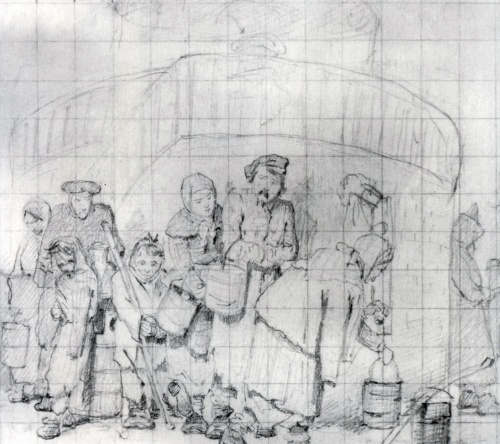 Русские и советские художники. Часть 27 (255 работ)