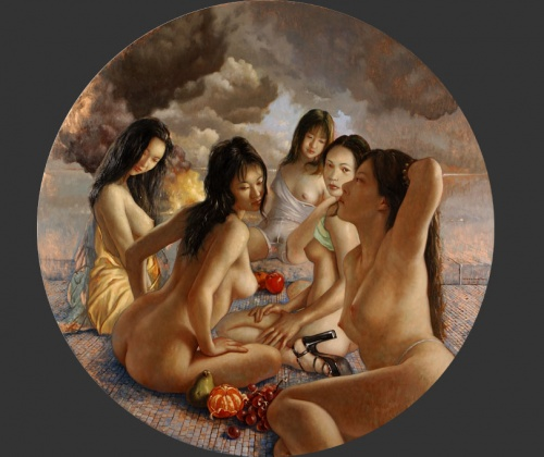 John Wellington paintings (110 работ)