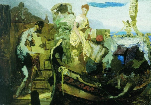 Русские и советские художники. Часть 32 (501 работ)