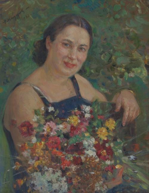 Русские и советские художники. Часть 25 (665 работ)