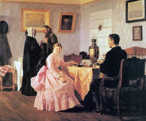 Русские и советские художники. Часть 26 (432 работ)